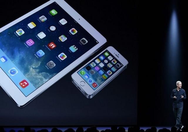 Apps para dispositivos con iOS con parte del acuerdo, anunció que afectó a la bolsa.