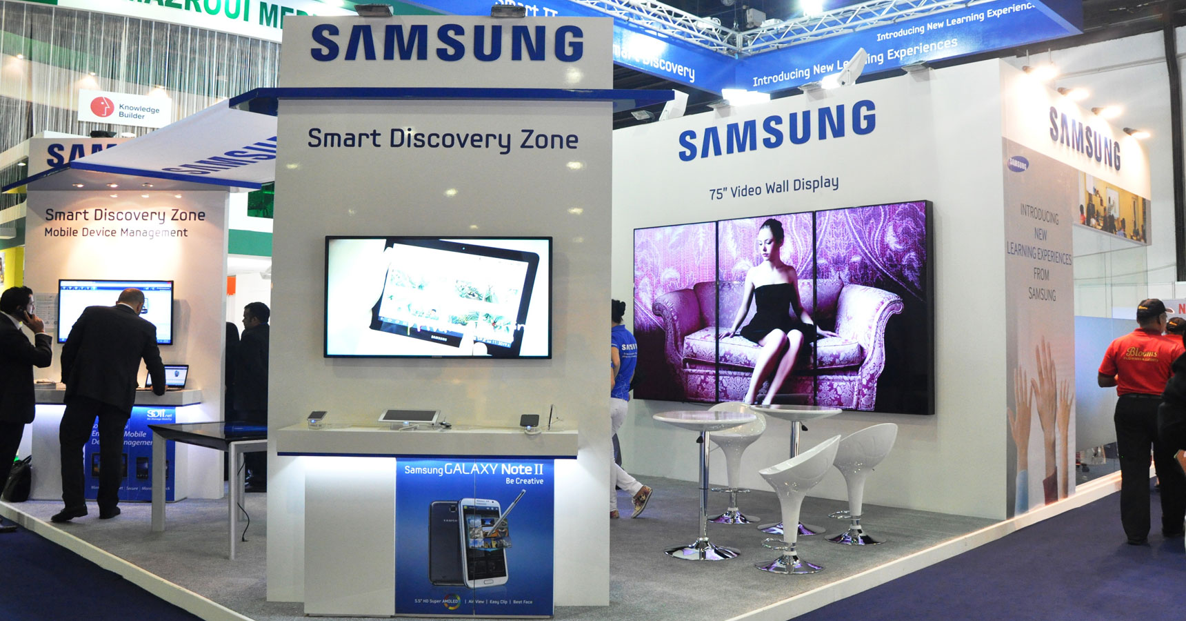 La baja en las ventas de móviles fue una de las principales causas por la que Samsung redujo sus beneficios en casi un 20%.