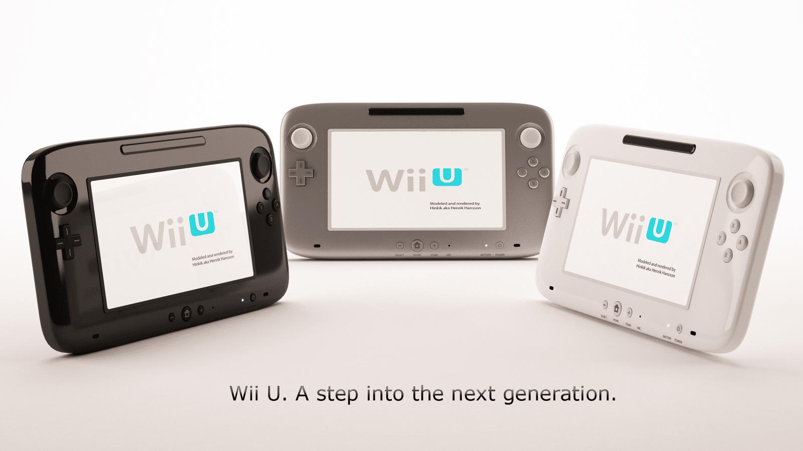 Wii U permitirá la transferencia de datos entre dos consolas.