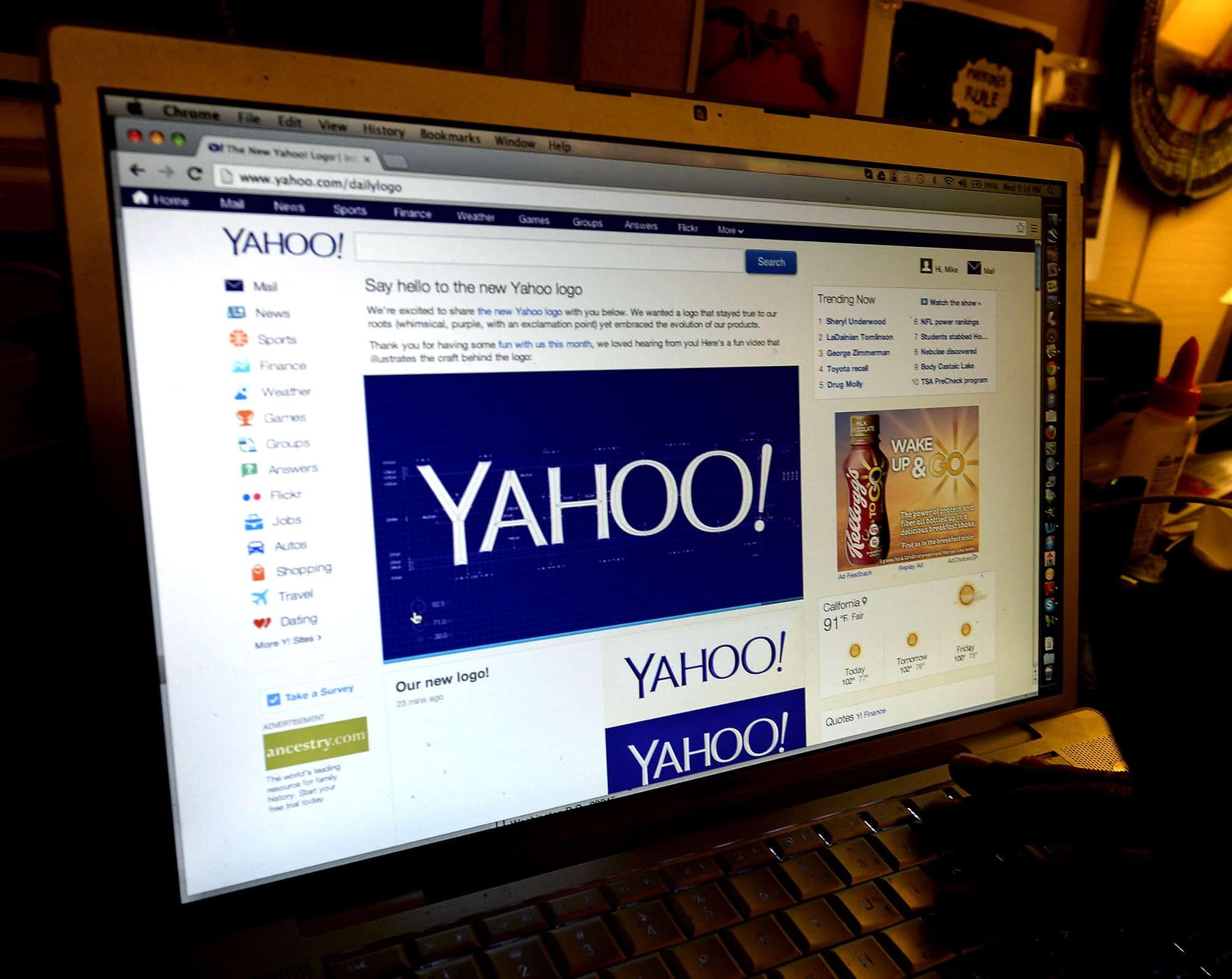 Yahoo! ha conseguido más de 200 millones de dólares en ingresos entre abril y juno de 2014.
