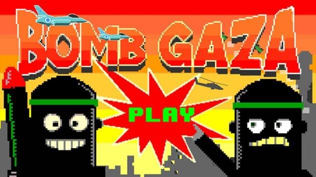 Pantallazo de Bomb Gaza.