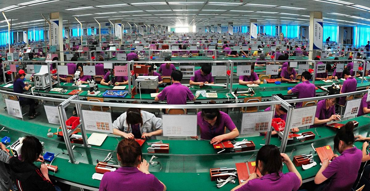 Samsung invitó a China Labor Watch a visitar la fábrica de su proveedor.