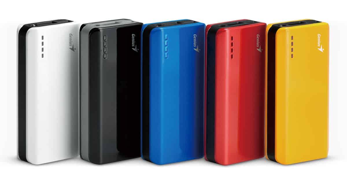 ECO-u622 está disponible en múltiples colores.