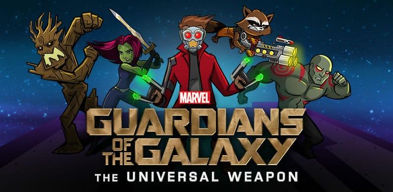 Guardianes de la Galaxia: Arma Universal.
