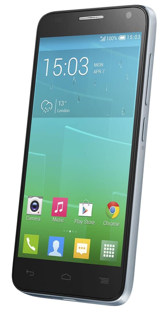 f89c92a09b4a IDOL 2 MINI S  un nuevo teléfono 4G LTE de bajo costo arriba en Chile