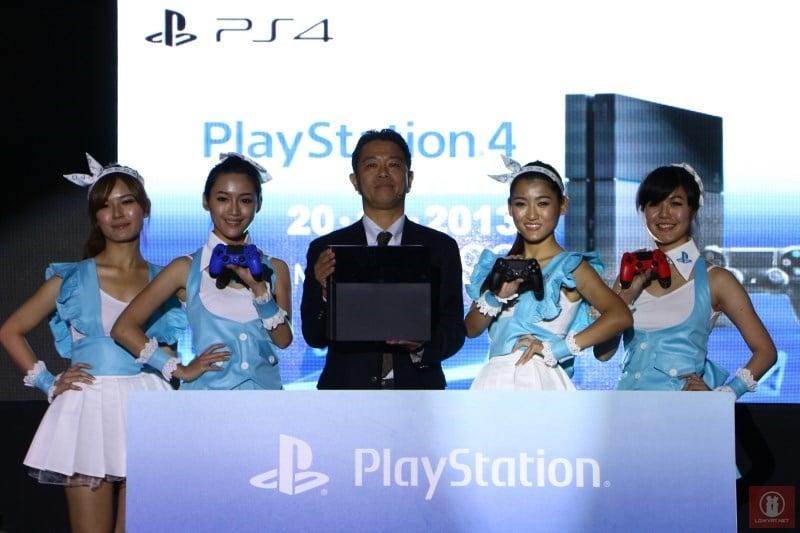 PlayStation 4 está disponible actualmente en 100 países de todo el mundo.
