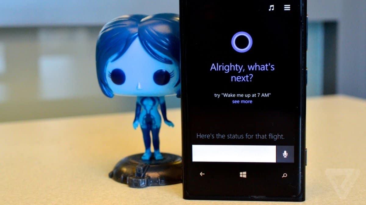 Windows 9 podría permitir el arribo de Cortana a equipos de escritorio.