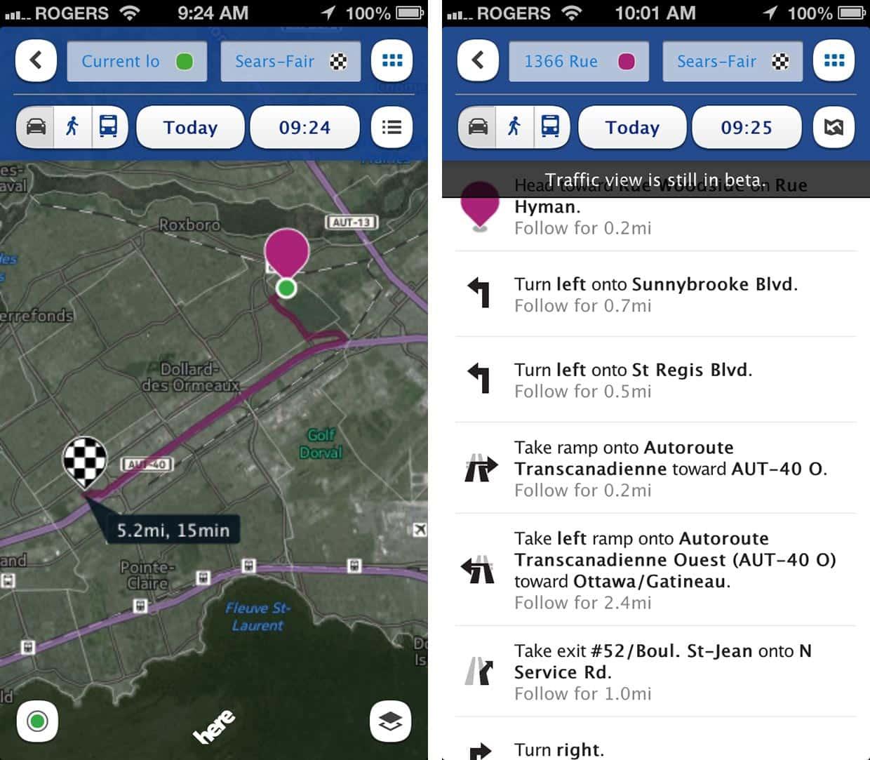 Here Maps formará parte de las aplicaciones predeterminadas de los equipos con Tizen.