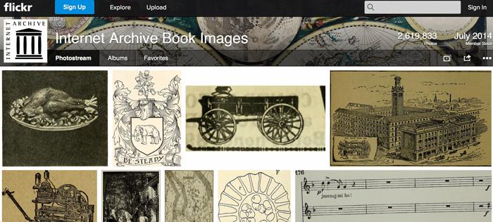 Internet Archive subió a Flickr más 2,6 millones de fotografías históricas.