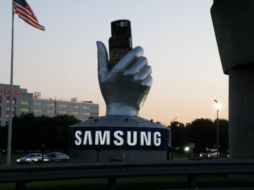 Origen de productos: Samsung no ha emitido ningún comentario acerca de la multa impuesta por Estados Unidos.