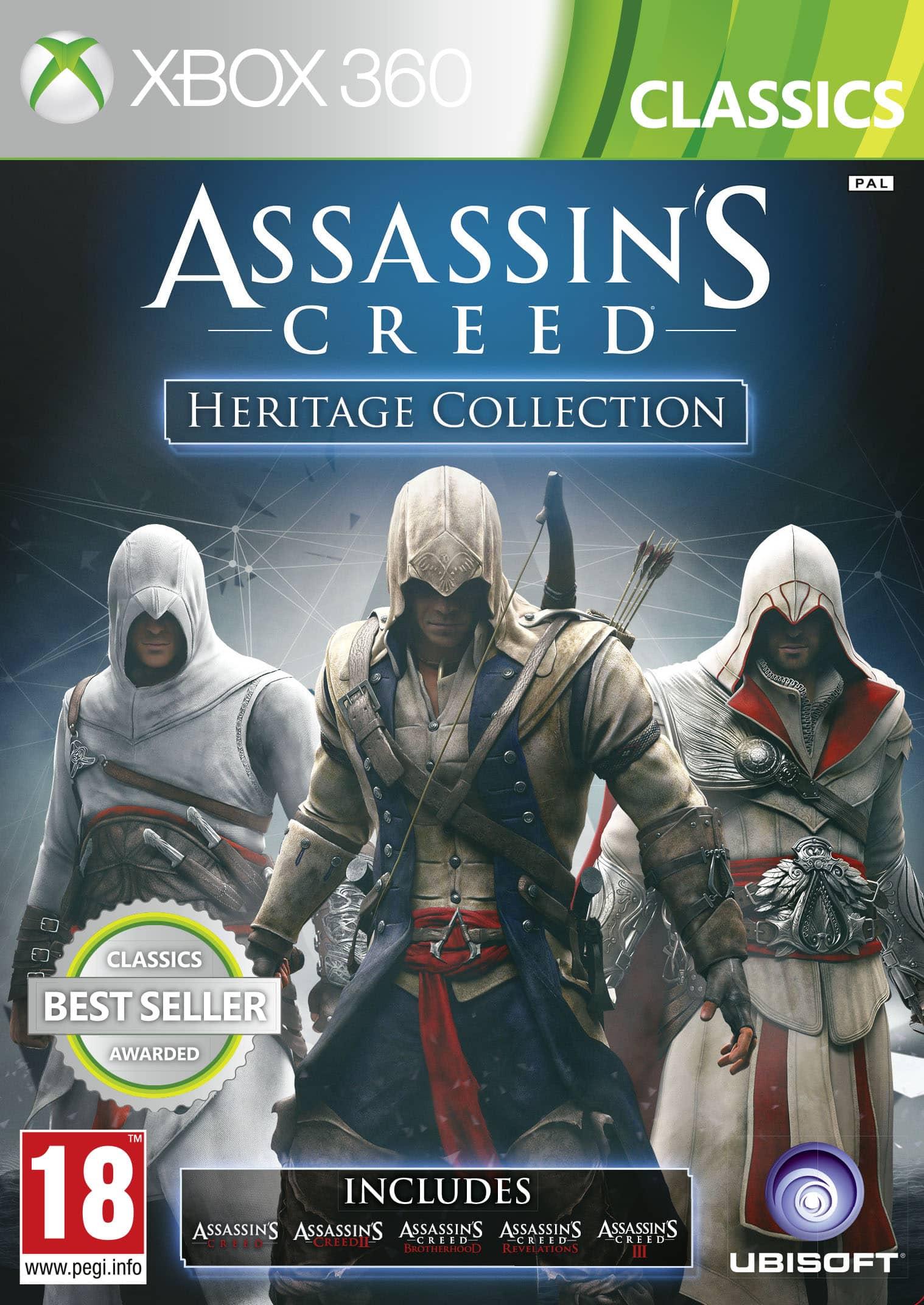 Las ediciones futuras de Assasin's Creed serán de PlayStation 4 y Xbox One.