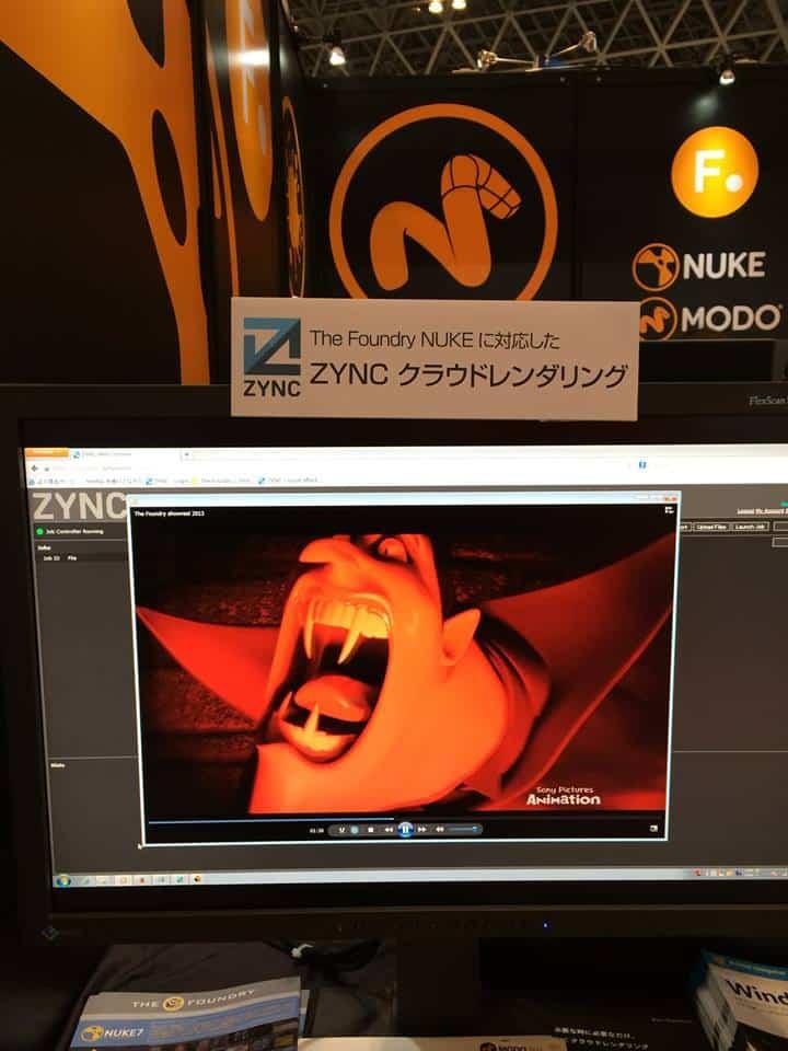 Zync Render destacó en Hollywood por colaboración en los efectos especiales de diferentes producciones.