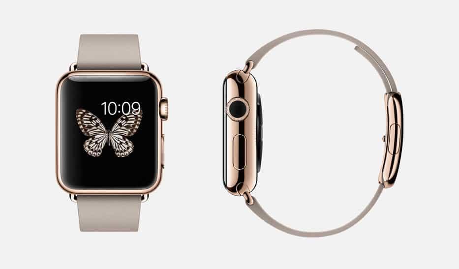 La compañía prometió su Apple Watch para inicios de este 2015 (entiéndase Q1).