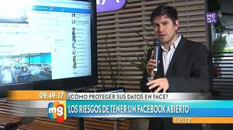 El Director de OhMyGeek!, Felipe Ovalle, desglosó los tips para proteger tu cuenta Facebook.