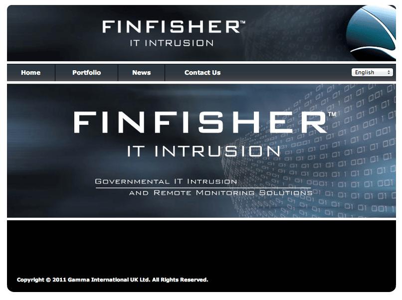 Imagen representativa: se dice que FinFisher es el software que más utilizan los gobiernos para espiar.