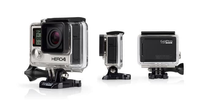 GoPro HERO4.