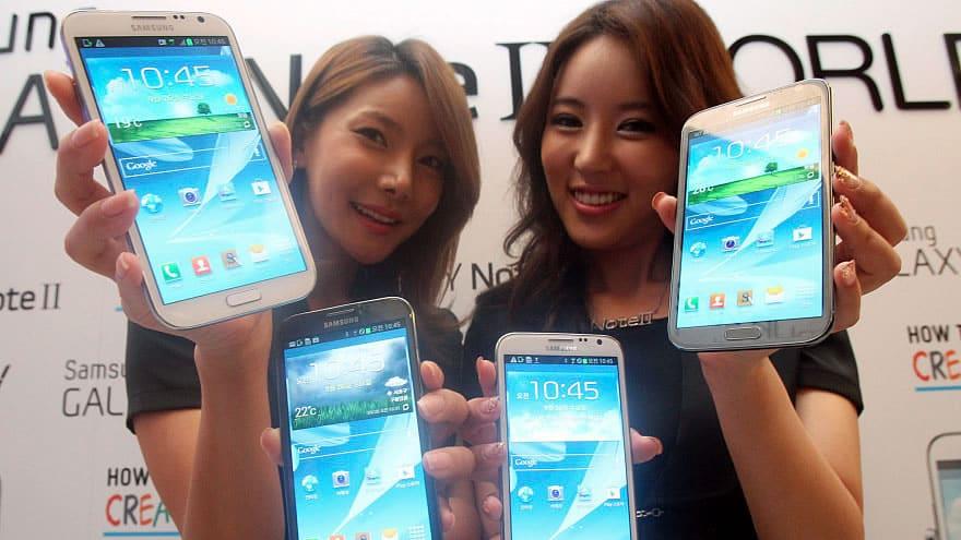 IDC dice que las phablets, como dispositivos móviles, superarán a los notebooks en ventas.