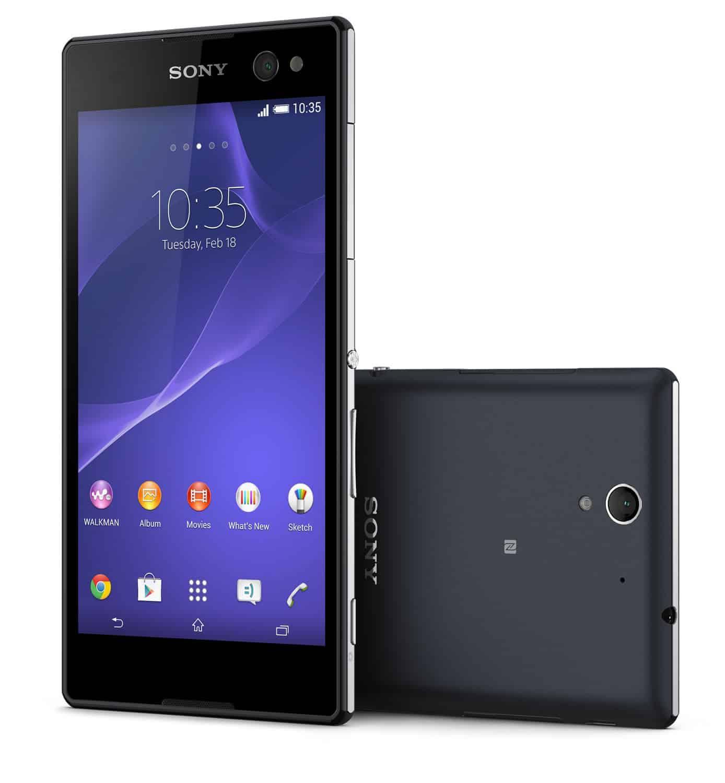 Sony Xperia C3.