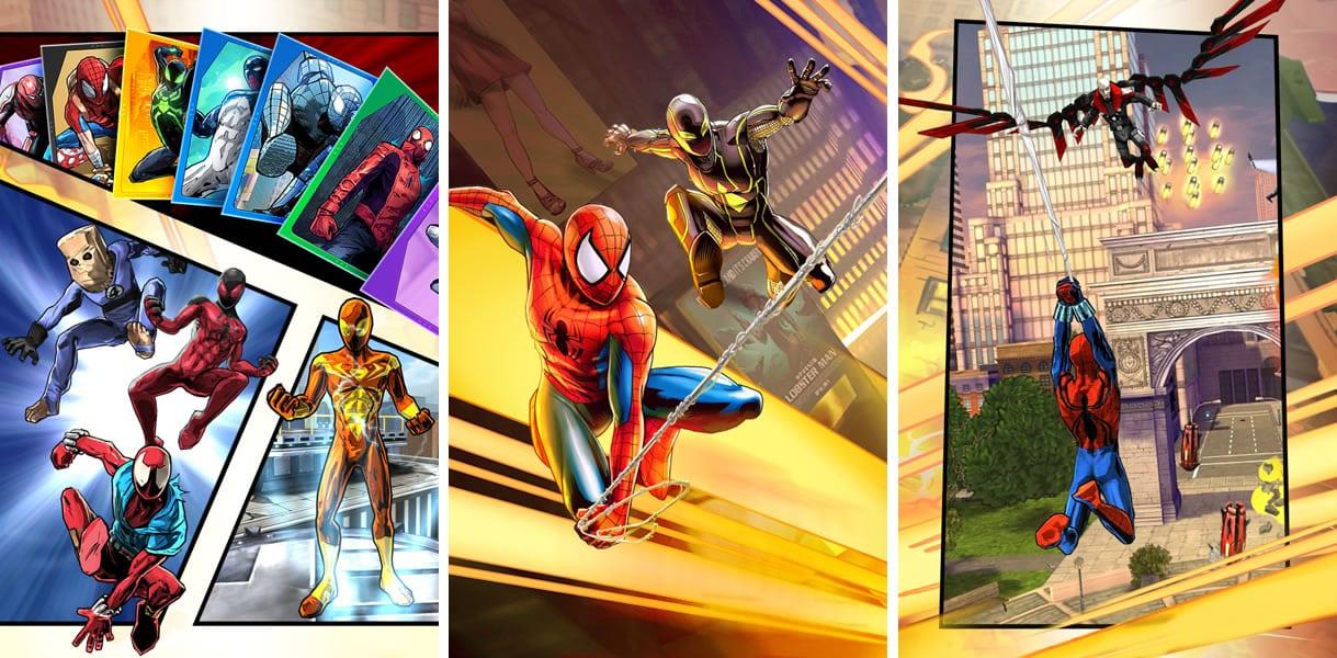 Spider-Man Unlimited.
