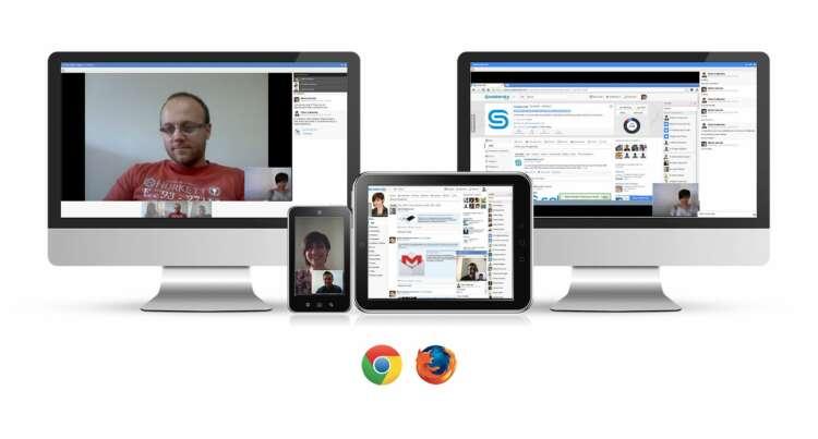 Mozilla pretende que Web Real Time Communication comunique a los usuarios de Firefox sin necesidad de instalar un programa.