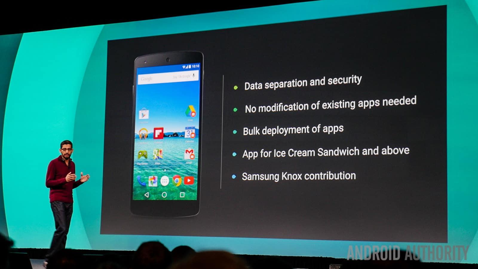 El FBI expresó su molestio por el nuevo sistema de encriptación por defecto que tendrán los equipos con Android L.