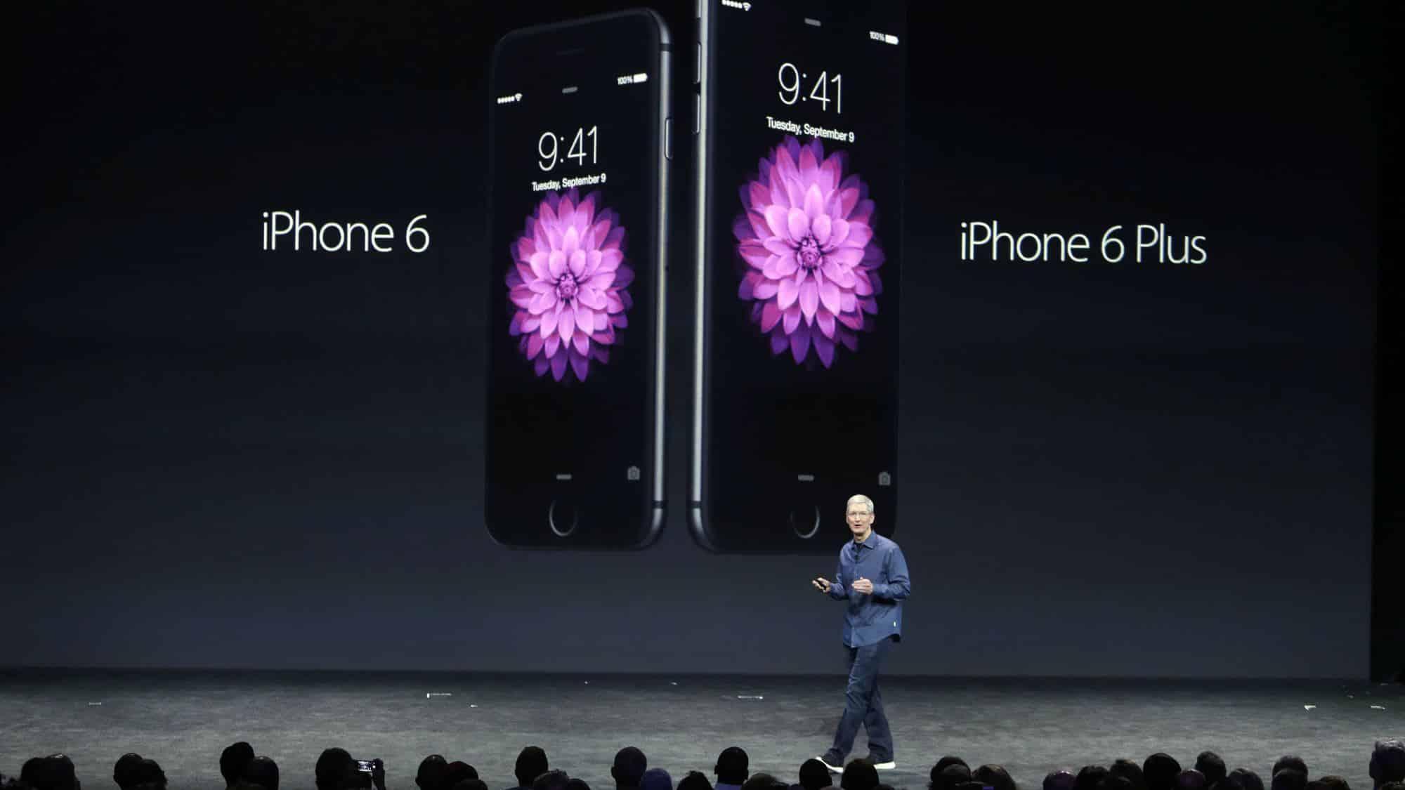 Apple logró que el iPhone 6 vendiera más de 4 millones de equipos en 24 horas.