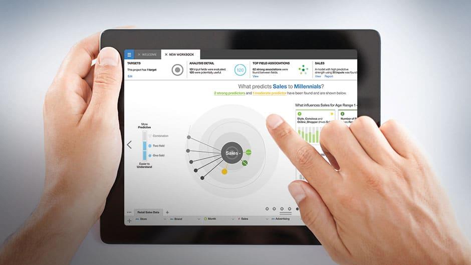 Watson Analytics permitirá a los empresarios acceder a análisis y datos de cualquier área de negocio.