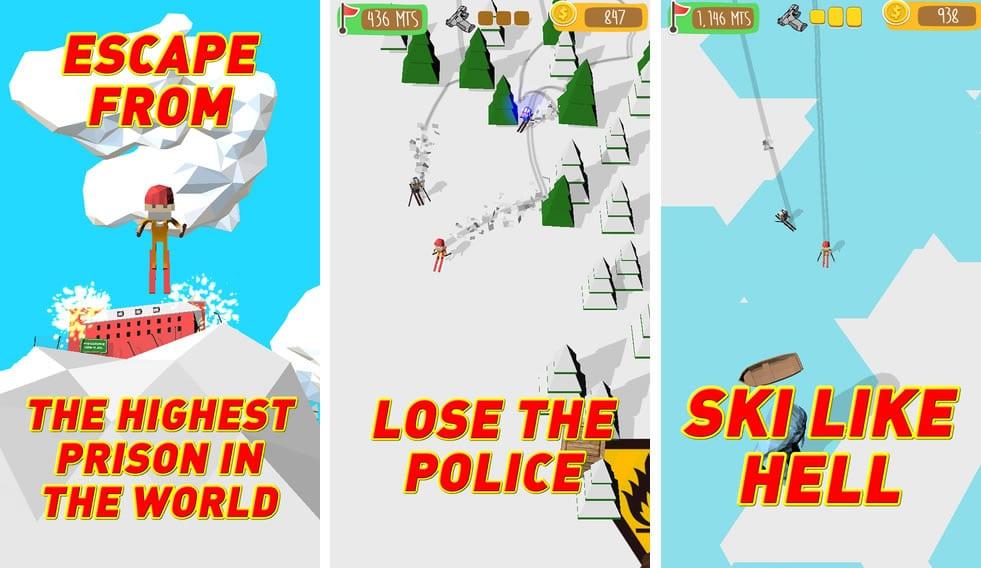 Escape from Montegrande en iOS.