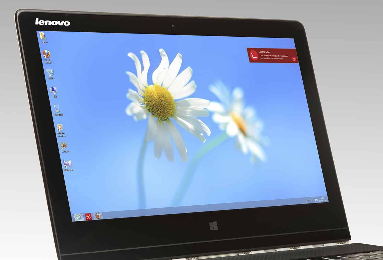 Lenovo Yoga 3 Pro Harmony Windows