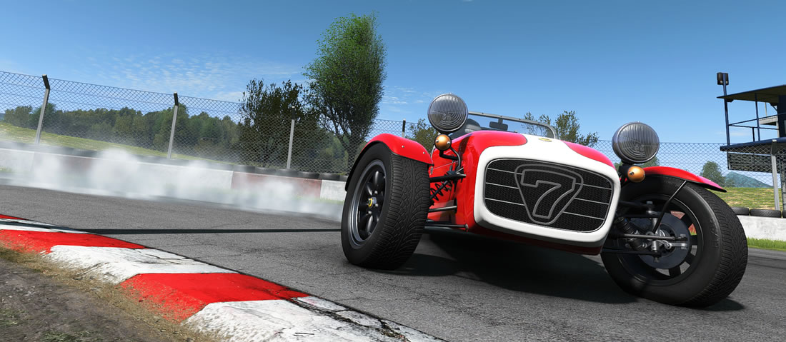 Project Cars.