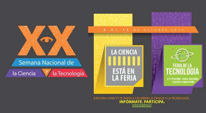 La Feria de la Tecnología CONICYT es parte de la celebración de la Semana de la Ciencia y la Tecnología.
