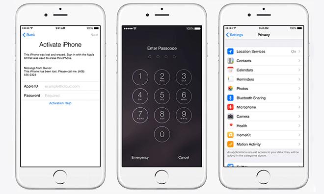 El Fiscal General de Estados Unidos considera necesario que las autoridades puedan ingresar a los móviles de forma expedita, algo que el nuevo sistema de encriptación de iOS 8 impide.