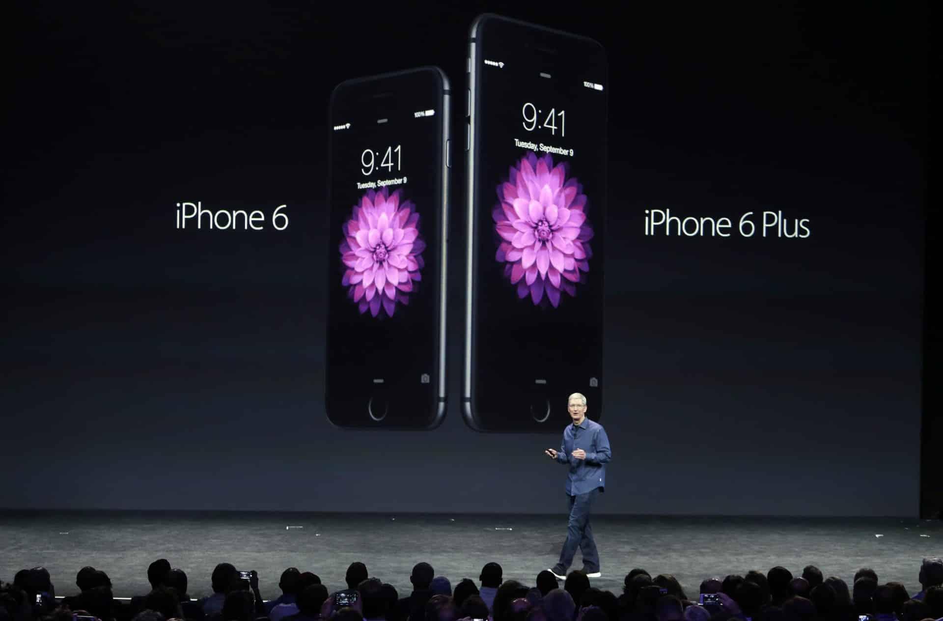 Apple espera que las ventas de iPhone sigan aumentando, pues se han convertido en uno de sus principales ingresos.