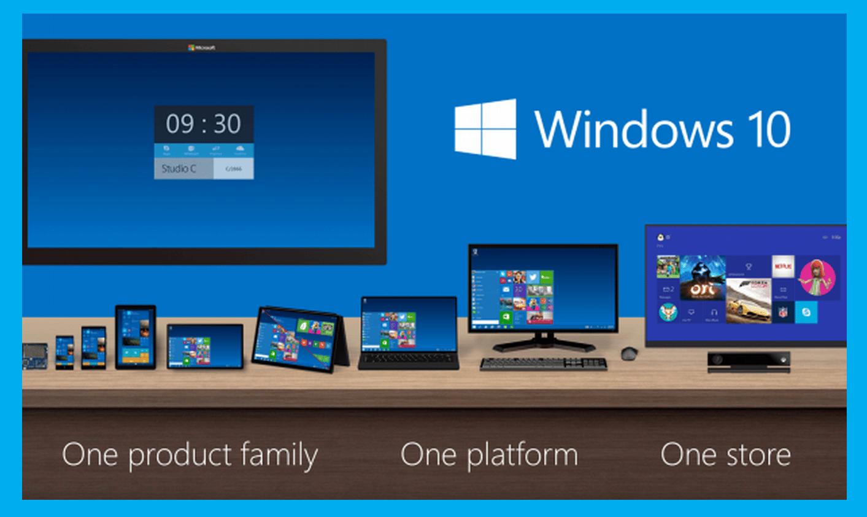 Build 2015 será la oportunidad perfecta para conocer Windows 10.