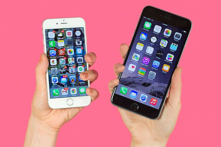 iPhone 6 Plus de 128GB llegó hasta los $700.000 CLP.