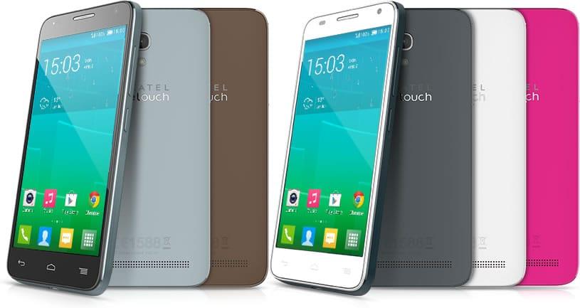 Fuera de los feature phones, AOT ha logrado posicionarse también con Smartphones.