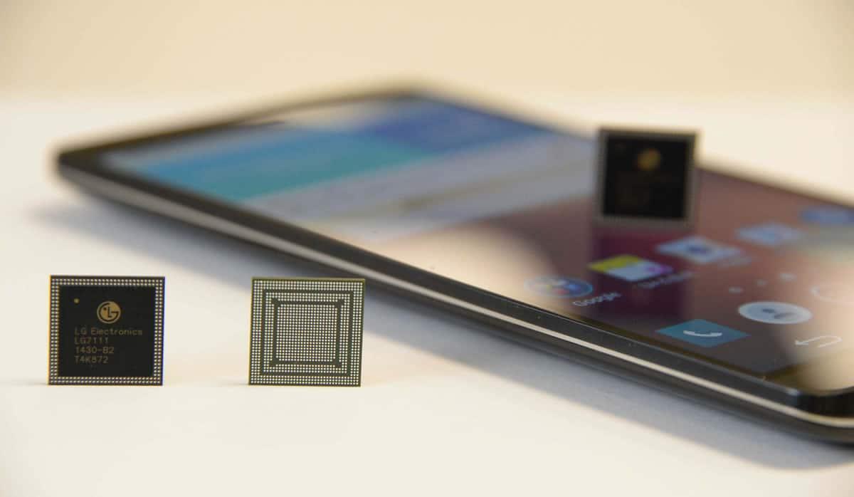 LG G3 Screen será el primer teléfono con NUCLUN.