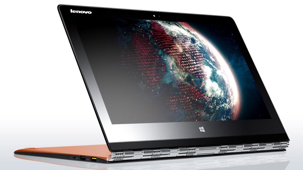 Yoga 3 Pro es la nueva generación de portátiles de Lenovo y que esperan importantes ganancias de ella.