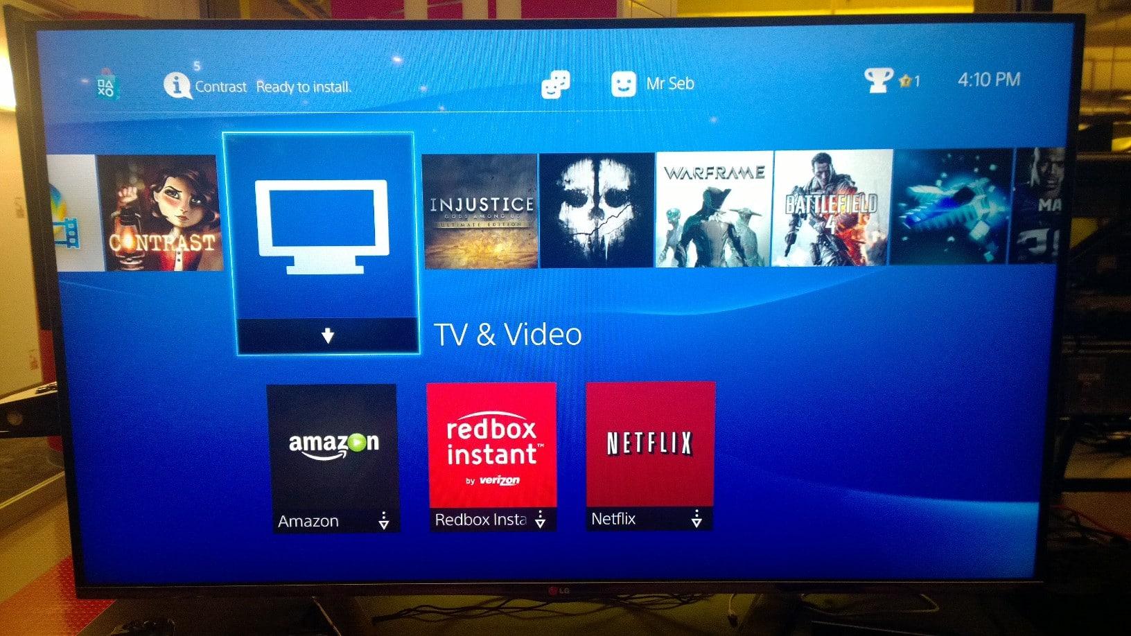 El consumo de TV Online a través de consolas, son protagonistas de este crecimiento.