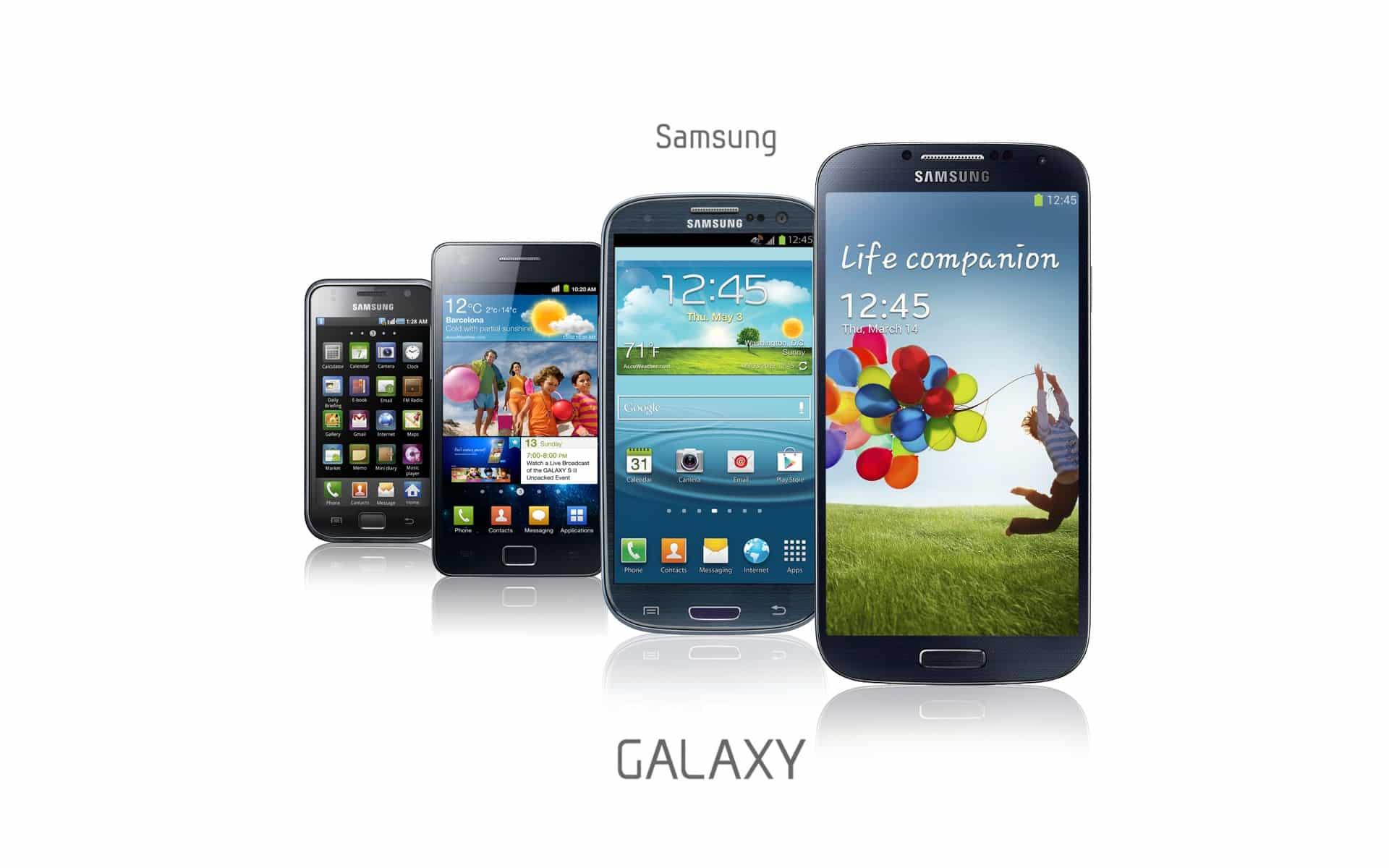 Samsung prepara la medida de reducir su oferta de smartphones en un 30%, la idea es reducir gastos.