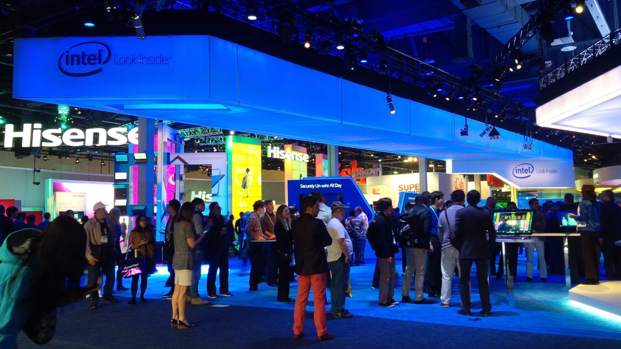 CES 2015 contará con la presencia de más de 3.600 expositores, incluyendo a las más importantes empresas de tecnología.