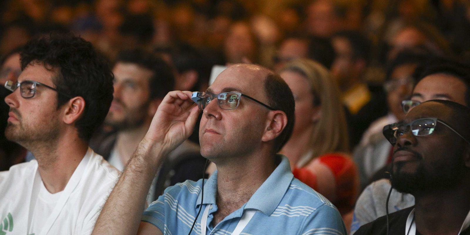 Los usuarios no podrán ocupar sus Google Glass en cines por riesgo de piratería.
