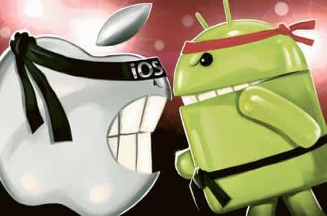 Históricamente, Apple y Google, se han demandado por distintas infracciones a patentes.