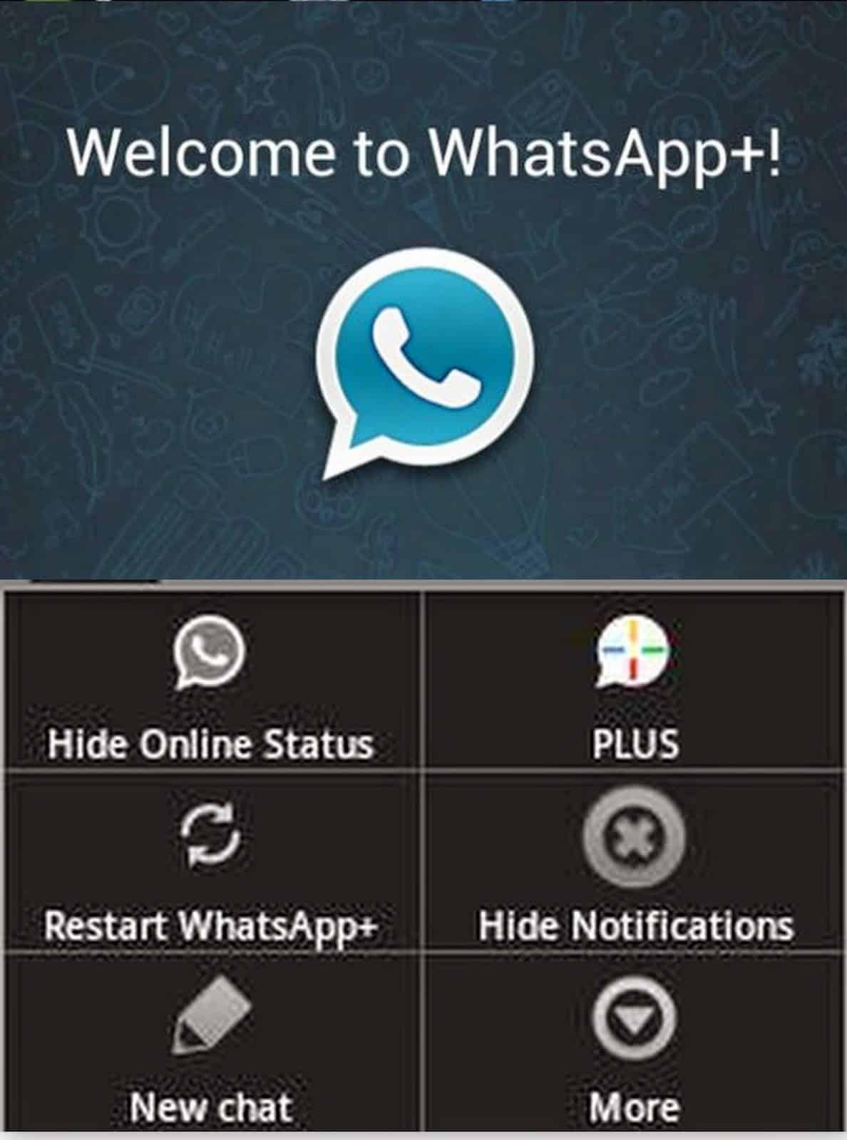 La idea tras el cambio en los términos de servicio es que los usuarios prefieran la versión original y no falsas como WhatsApp Plus.
