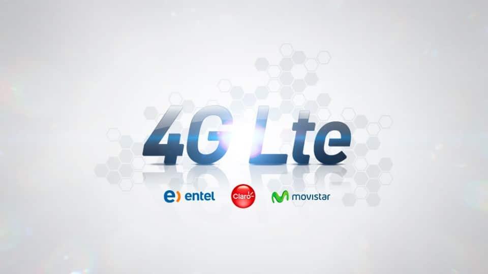 La conexión 4G LTE ya es usada por medio millón de personas en Chile.