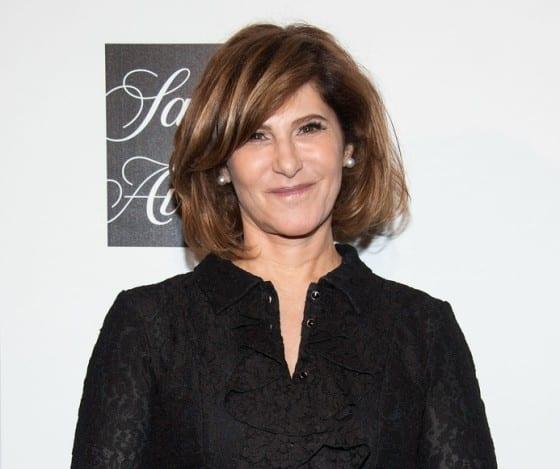 La copresidenta de Sony Pictures, Amy Pascal, fue afectada con la filtración de sus correos.