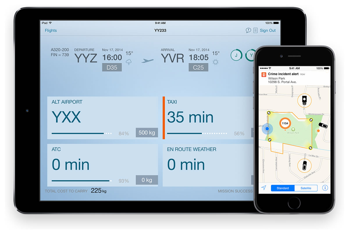 IBM MobileFirst para iOS.