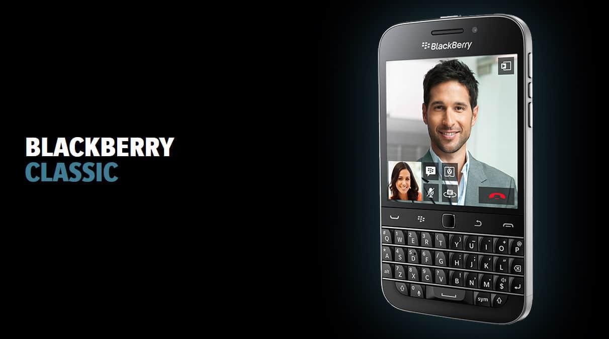Blackberry Classis debería ayudar a la empresa canadiense a repuntar en sus resultados.
