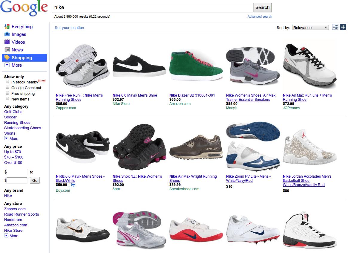 Google Shopping incorporará un botón de 'comprar ahora' para mejorar su competitividad frente a Amazon.