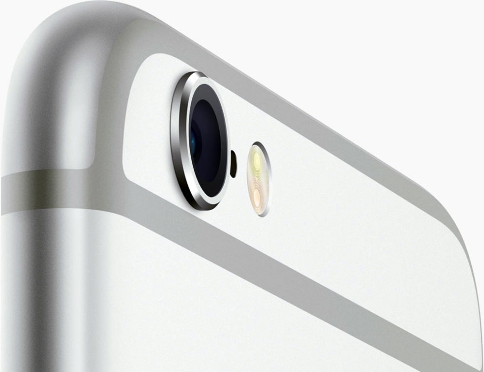 La cámara del iPhone 6 Plus puede sobresalir, pero la calidad de sus imágenes hace olvidar eso.